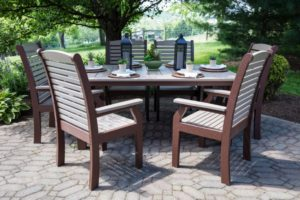 44x72 homestead ct dining chairs