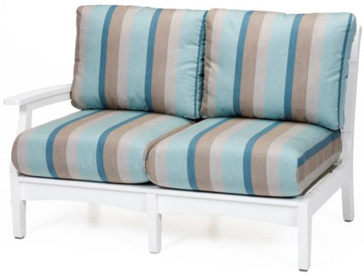 Classic Terrace Right Arm Love Seat