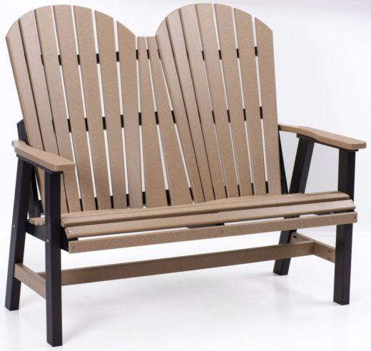 Comfo Back Love Seat