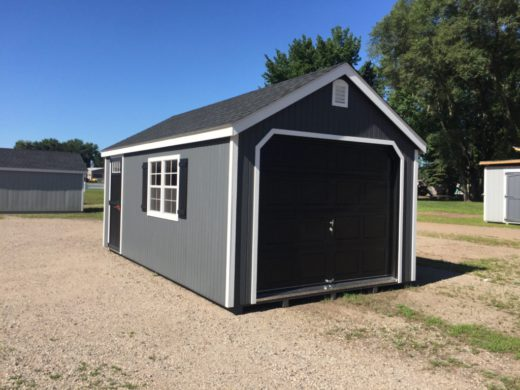 Durabuilt A-Frame Garage