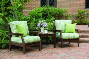 classic terrace chocolate frames foster surfside cushions lifestyle
