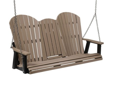 Comfo Back Three Seat Swing