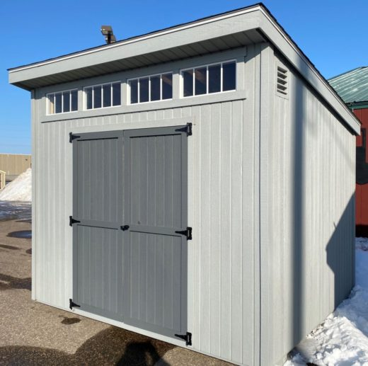 Contemporary Shed 1