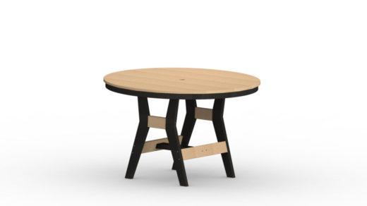48 Round Harbor Table