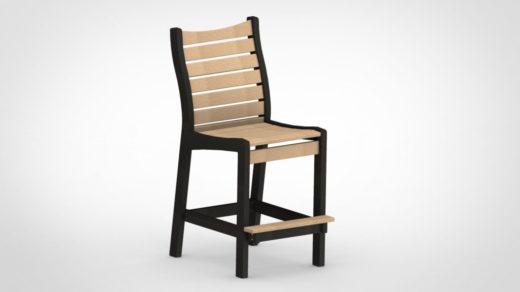 Bristol Bar Chair-No Arms