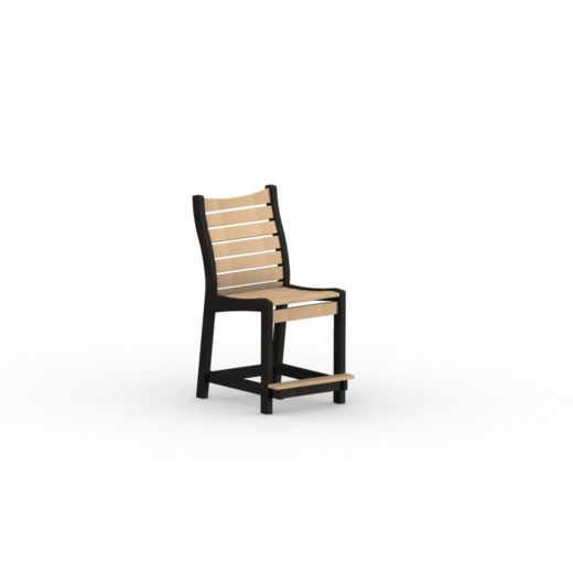 Bristol Counter Chair-No Arm two tone